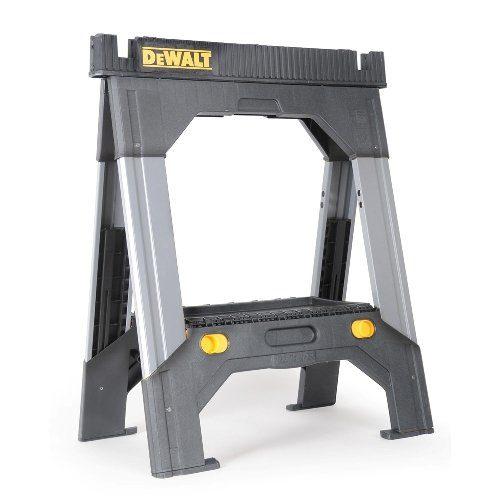 Dewalt DWST11031 Adjustable Metal Legs Sawhorse