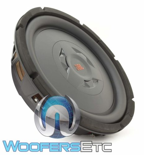 "JBL Club WS1200 12"" Shallow-Mount Subwoofer"