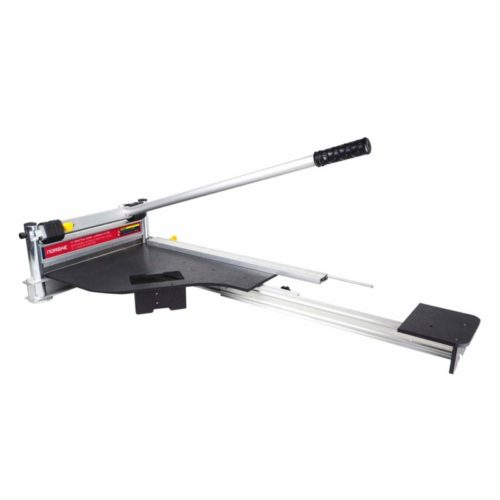 "Norske Tools NMAP004 13"" Laminate Flooring & Siding Cutter with Sliding Extension Table"