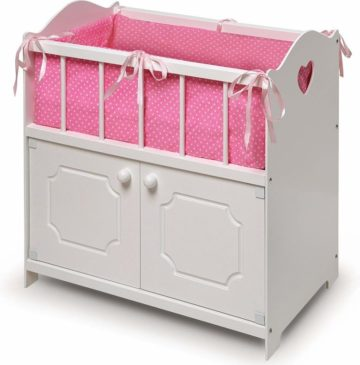 Badger Basket Baby Doll Cribs