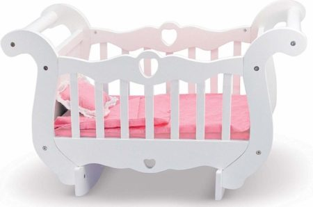 Melissa & Doug Baby Doll Cribs