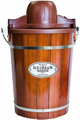 Nostalgia Hand Crank Ice Cream Makers
