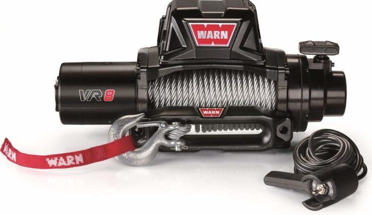 WARN 96800 VR8 Electric
