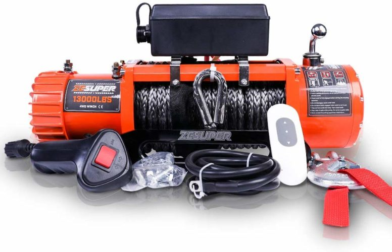 ZESUPER 12V 13000-lb Load