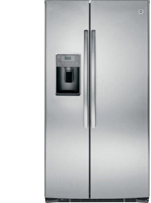 GE GSE25HSHSS Side Refrigerator