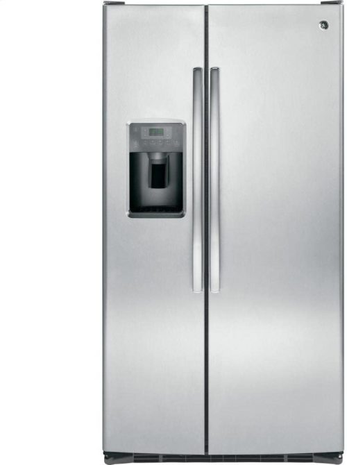 GE GSS25GSHSS Side by side Refrigerator