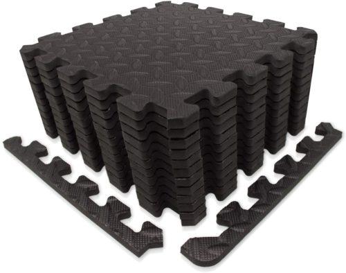 9HORN Exercise Mat/Protective Flooring Mats