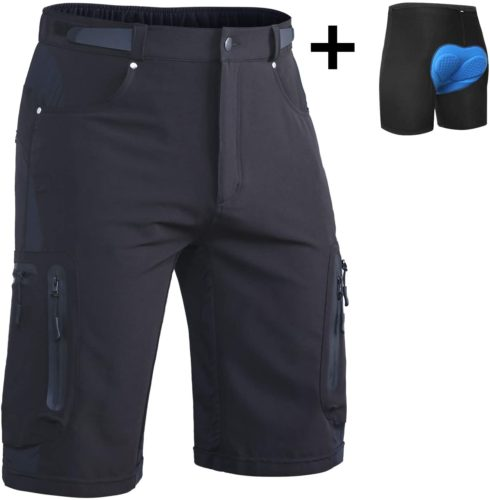 Ally Mens MTB Mountain Bike Short