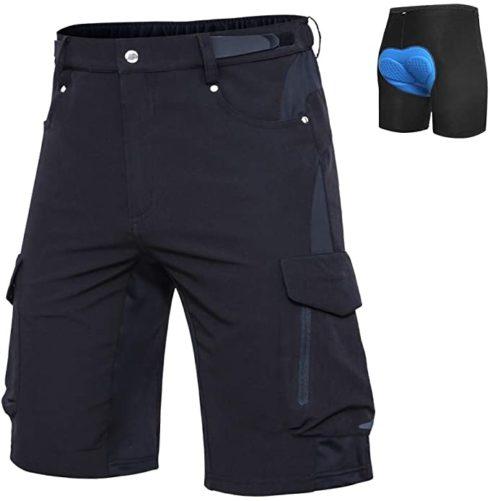Ally Mens Mountain Bike Shorts