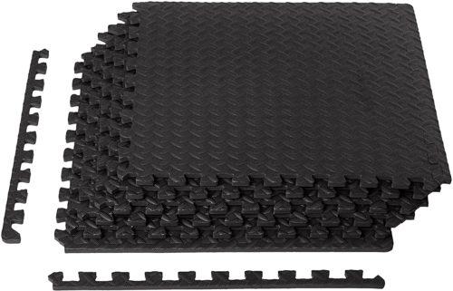 AmazonBasics Exercise Training Puzzle Mat