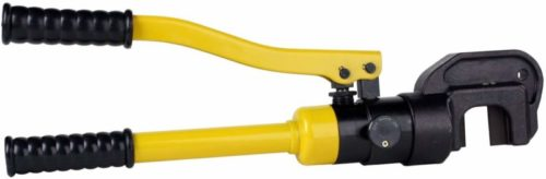 Steel Dragon Tools Handheld Hydraulic Rebar Cutter cuts 1/4in. - 3/4in. 4 mm to 22 mm #3#4#5#6
