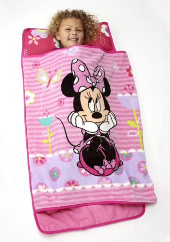 Disney Minnie Mouse Toddler Rolled Nap Mat, Sweet as Minnie, Minnie Mouse - Sweet as Minnie TOP 10 BEST TODDLER NAP MATS IN 2020 REVIEWS