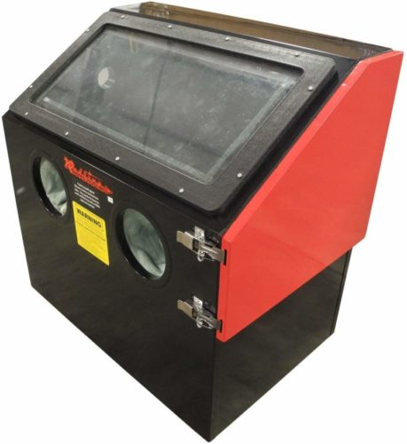 Redline RE28 Sand Glass Bead Media Blaster Blast Cabinet