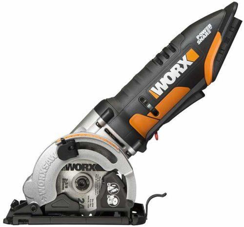 """WORX WX523L.9 20V WORXSAW Tool Only, 3-3/8"""""""