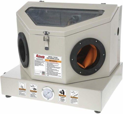 Grizzly Industrial T27359 - Mini Sandblaster