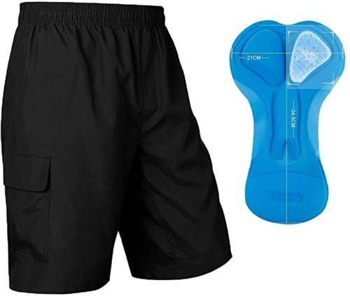 BALEAF Men's Mountain Bike Shorts