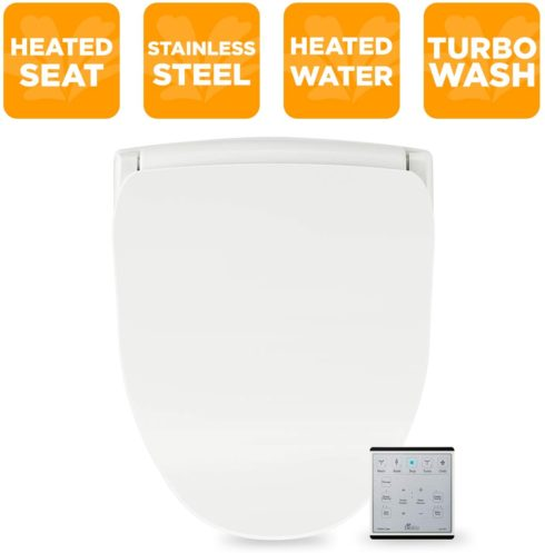 Bio Bidet Slim Two Smart Toilet Seat