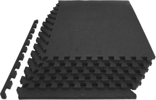 EVA Foam Interlocking Tiles for Protective