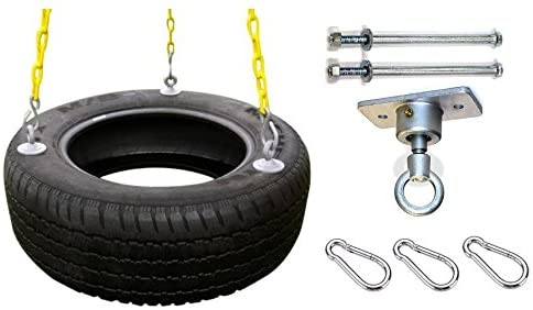 Eastern Jungle Gym Heavy-Duty 3-Chain Rubber Tire