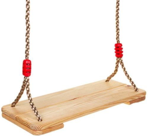 Fun Tree Swing Outdoor Wooden Hanging