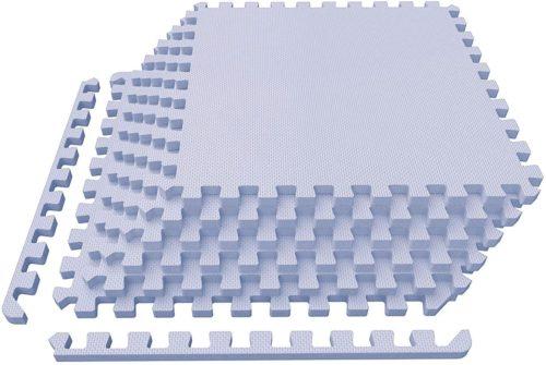LEVOIT Puzzle Exercise Mat, Premium EVA Foam Interlocking Tiles