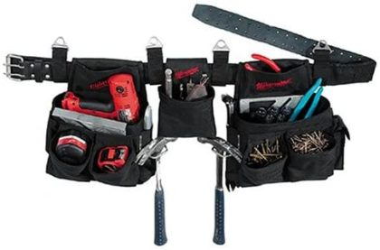 Milwaukee Tool Belts