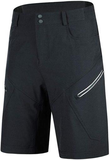 Souke Sports Mens Mountain Bike Biking Shorts