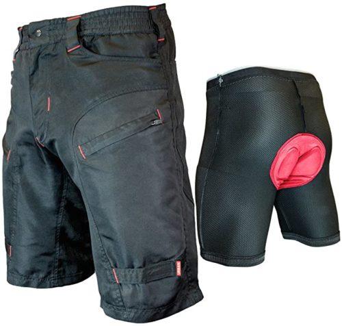 The Single Tracker-Mountain Bike Cargo Shorts