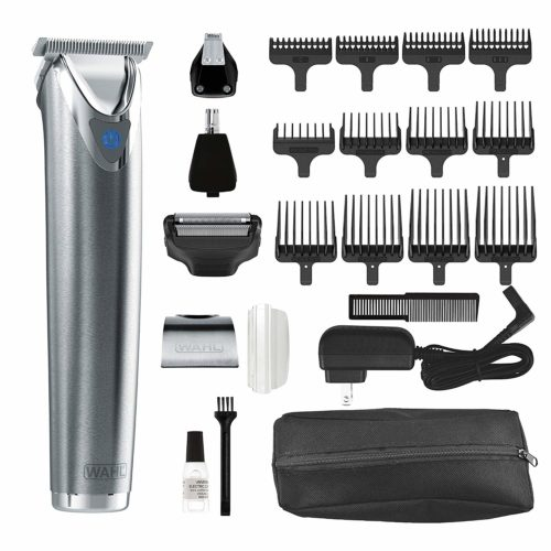 Wahl Stainless Steel Lithium