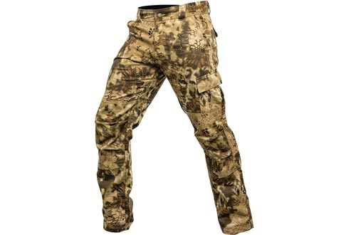 Kryptek Stalker Camo Hunting Pants (Stalker Collection)
