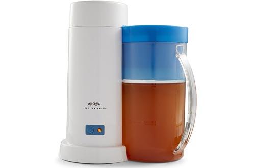 Mr. Coffee TM1RB TM75 Iced Tea Makers, 1 EA, Blue