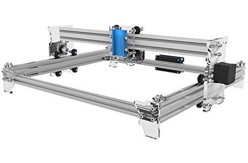 Click image to open expanded view Laser Engraving Machines EleksMaker EleksLaser-A3 Pro CNC Laser Printer Engraver (Laser Module Not Included)