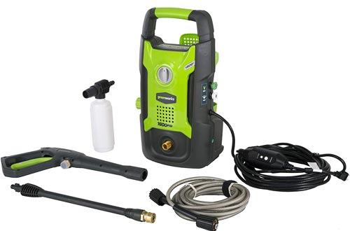 Greenworks 1600 PSI 13 Amp 1.2 GPM Pressure Washers GPW1602