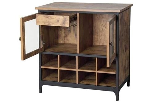 Rustic Country Wine Cabinets