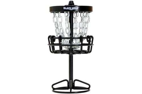 MVP Disc Sports Black Hole Micro Disc Golf Baskets