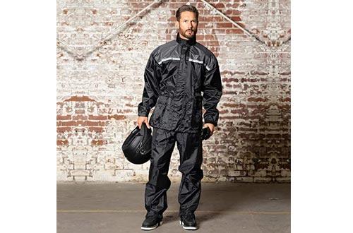 Viking Cycle Rain Gear for Men Rain Jacket