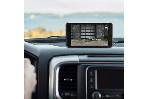 Type S Solar Powered HD Quick-Connect Wireless Backup Cameras