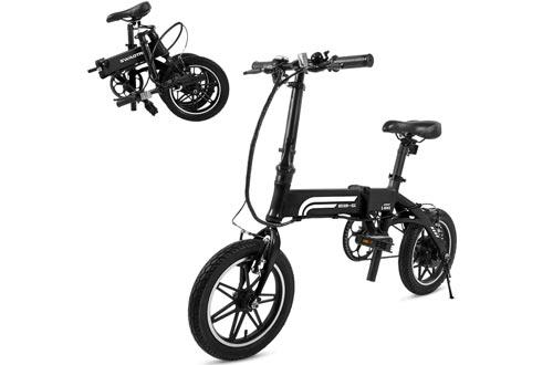 SWAGCYCLE EB5 Plus Folding Electric Bikes