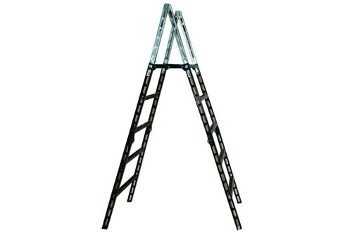 MoJack EasyStep – Lightweight, Easy to Transport Folding Ladders, Makes Crossing Fences Safe and Easy, Rugged Steel-Tube Construction, Supports up to 300lbs