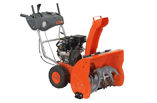 YARDMAX YB6770 Two-Stage Snow Blowers, LCT Engine, 7.0HP, 208cc, 26""