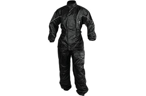 Milwaukee Motorcycle Clothing Company Motorcycle Riding Rain Suit (X-Small)