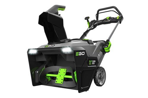 EGO 21 in. Cordless 56-Volt Lithium-Ion Single Stage Electric Snow Blowers - Battery and Charger Not Included
