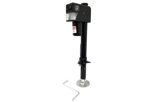 RAM Trailer Products EJ-3520-BBX Blacks Electric Trailer Jacks with Drop Leg (3500 lb.)