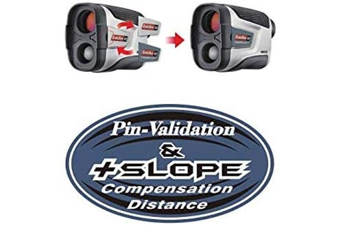 Caddytek Golf Laser Rangefinders with Slope and Pin-Validation Function