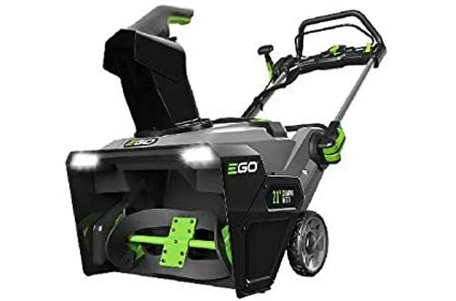 "EGO SNT2100 21"" Cordless 56-Volt Lithium-Ion Single Stage Electric Snow Blowers - Battery and Charger NOT Included"