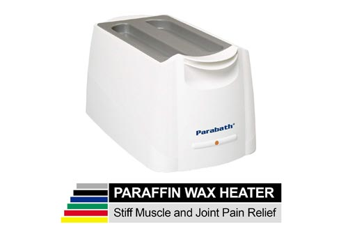 Parabath Paraffin Wax Baths, Large Wax Warmer for Heat Therapy, Wax Melter Works to Relieve Pain for Feet, Hands, Arthritis, Large TheraBand Paraffin Wax Dip Heating Machine