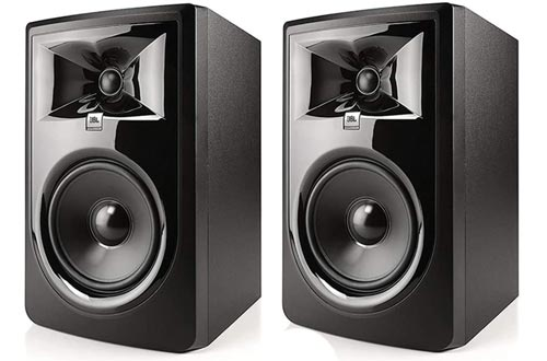 "JBL Professional 305P MkII Next-Generation 5"" 2-Way Powered Studio Monitor (305PMKII) (Pair)"