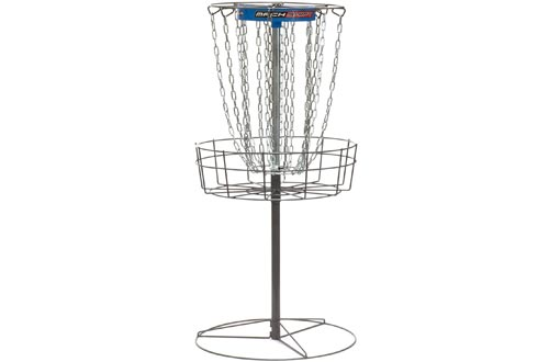 DGA Mach Shift 3-in-1 16 Chain Portable Practice Disc Golf Baskets