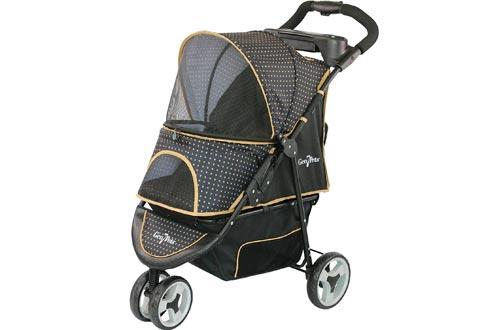 Promenade Pet Strollers, Black Onyx