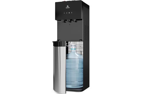 Avalon Bottom Loading Water Cooler Water Dispensers - 3 Temperature Settings - Hot, Cold & Room Water, Durable Stainless Steel Construction - UL/Energy Star Approved